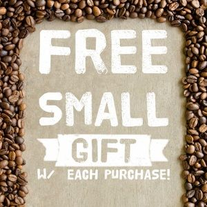 🍃FREE GIFT w/ PURCHASE!